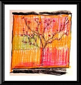 Tree print by Al Pirozzoli