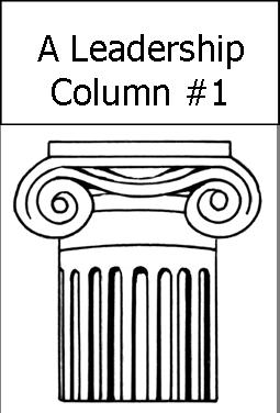 A Leadership Column