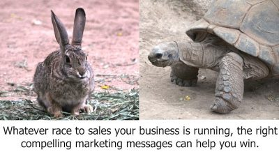 marketing messages