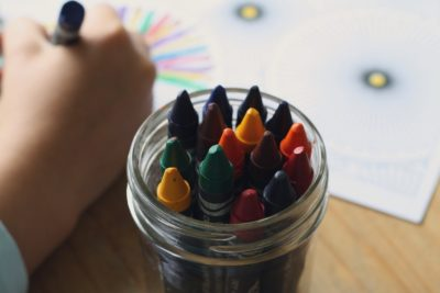 How to Create a Book with Kids