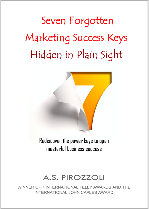 seven forgotten marketing success keys